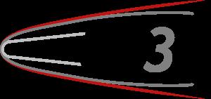 US3D logo